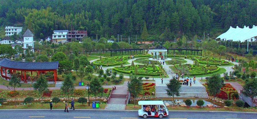桂东蓝天旅行社推荐桂东最值得游览的两个景点路线