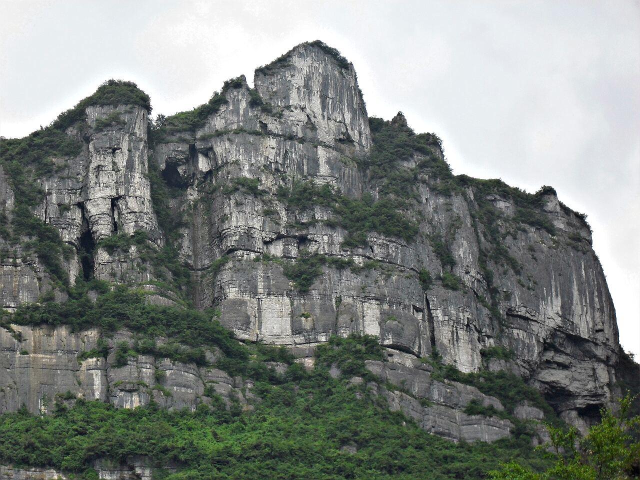湖南桂东景点 八面山